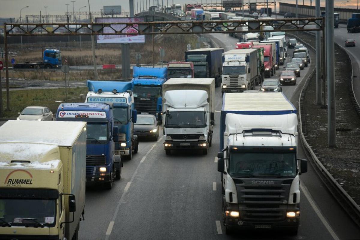 Закон о передвижение большегрузов в дневное время томская область 2017