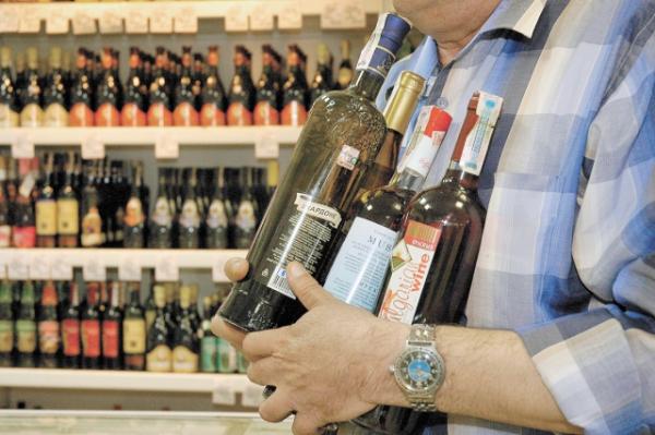 До какого времени продают алкоголь в москве